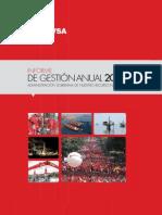 PDVSA Informe de Gestión Anual 2013