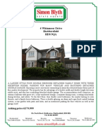 Simon Blyth Estate Agents 4 WHINMOOR DRIVE Brochure