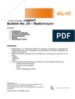 Bullet t Inn 24 Radio Adapter It A