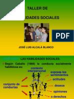 Ponencia habilidades sociales