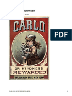 Carloor Kindness Rewarded by Anonymous