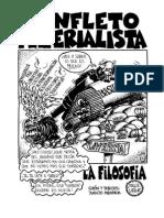Panfleto Materialista. La filosofía.