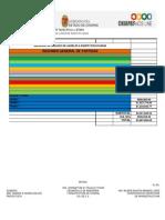 Resumen General Pluvial Etapa 1