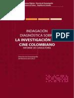 Publicaciones - Indagacion Diagnostica Sobre La Investigacion