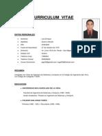 CV LuisGuerraArevalo