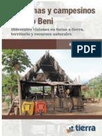 Indigenas Alto Beni