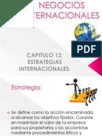 Negocios Internacionales Cap 12