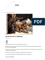 Dog of St. Bernard and Other Stories by Anonymous