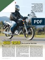 Suzuki Gs125 Ed79