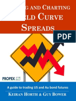 Pricing and Charting Yield Curve Spreads