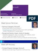 1 Introduction to Microsoft Virtualization
