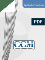 CCM Applicant Handbook 020514