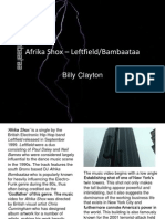 Afrika Shox – Leftfield