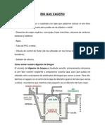 Bio Gas Cacero