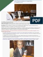 Científico Mexicano Patenta en Rusia Una Batería Con Carga Infinita