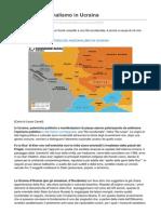 Storia Del Nazionalismo in Ucraina 1P, Limes 17.01.2014