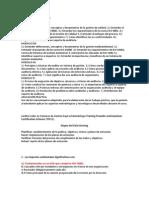 Cuestionario ISO 14001