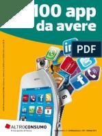 Altroconsumo Le100app Web