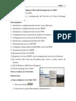 52 - Cómo Instalar y Configurar Microsoft Exchange Server 2003