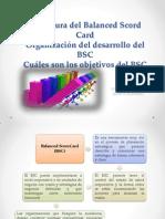 Estructura Del Balanced Scord Card