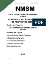 99699358 17660649 Proyecto Elaboracion de Mermelada de Yacon