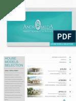 Andromeda House Models Catalog