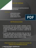 Gestion de Riesgos en Paviemntos Exp.