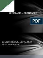 Derecho Económico II