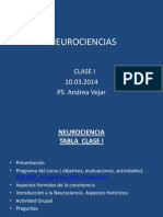 Introduccion a La Neurociencia.