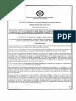 Resolucion Cra 664 de 2013 Firmada