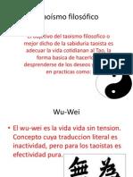 El Taoísmo Filosófico