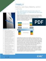 EMC VPLEX Family Datasheet