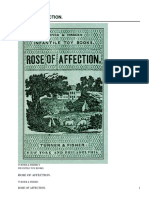 Rose of Affection by Anonymous