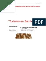 Monografia de Atractivos Turísticos de San Martin 1