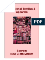 Functional Textiles & Apparels