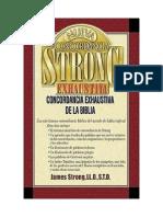 Dicionario Biblico Strong Hebraico Aramaico Grego James Strong
