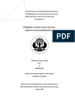 Jenis Pemeriksaan Keuangan Negara