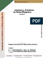 Ceremonias y Caminos de Eshu Eleguara Tomo i SACAR