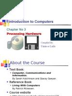 Processing Hardware
