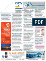 Pharmacy Daily for Wed 16 Jul 2014 - Diabetes ed could save $3.9b, TGA on bromocriptine, PSA journal awards, Health, Beauty and New Products and much more