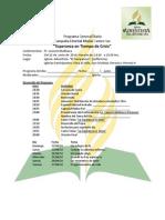 Programa General Diario