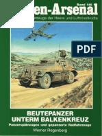 Waffen Arsenal - Band 146 - Beutepanzer unterm Balkenkreuz