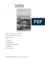 The Story of Ida Pfeifferand Her Travels in Many Lands by Anonymous