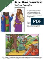 La Parabola Del Buon Samaritano - The Good Samaritan
