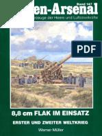 Waffen Arsenal - Band 147 - 8,8 cm FLAK im Einsatz