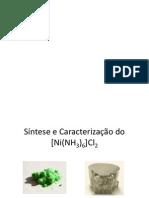 Pcc Inorgância