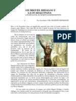 Don Miguel Hidalgo y La Guadalupana