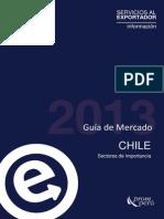 Guía de Mercado de Servicios en Chile