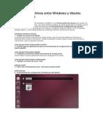 Compartir Archivos Entre Windows y Ubuntu 12