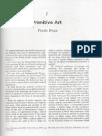 Boas 1955 - Primitive Art